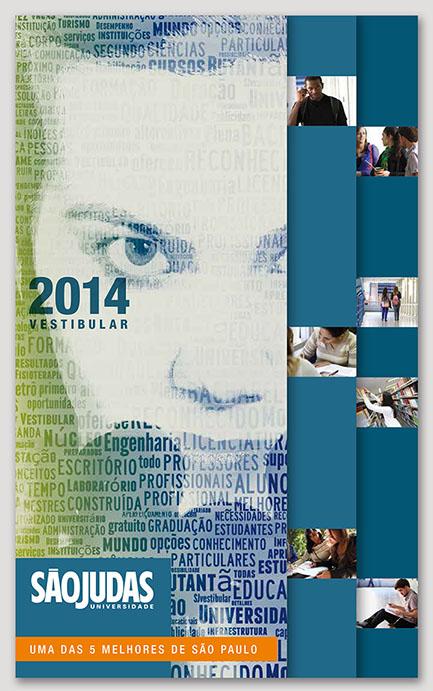 Folder Vestibular 2014